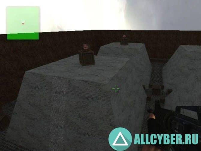 Карта aim_blocks_h для CS:S