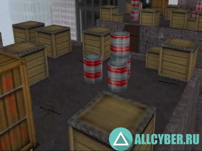 Карта aim_crazyjump для CS:S