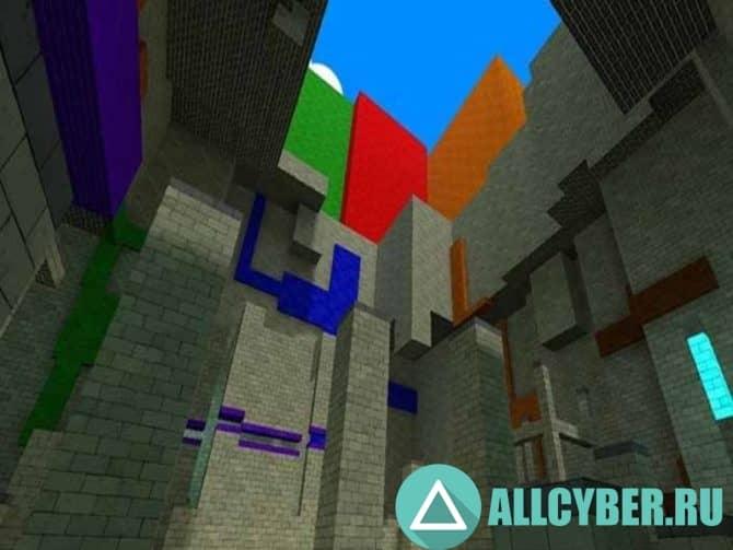 Карта bhop_lego2 для CS:S