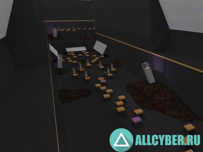 Карта bhop_spooktacular для CS:S