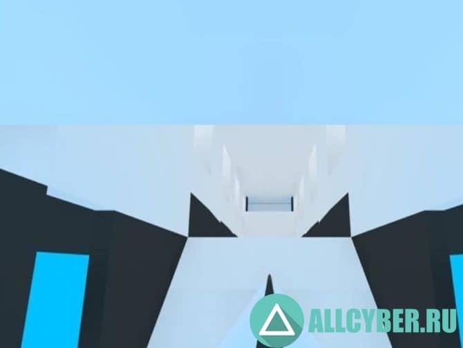 Карта surf_polygon для CS:S