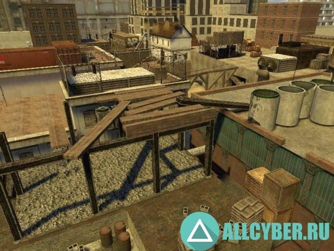 Карта zm_citylife_v2d для CS:S