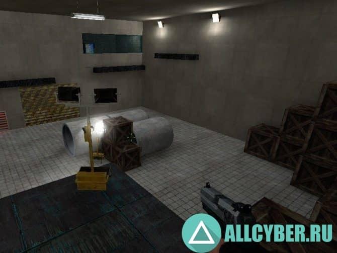 Карта zm_secretbase_2011_b1 для CS:S