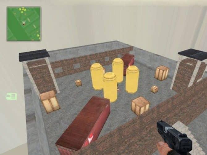 Карта de_fastbomb для CS:S