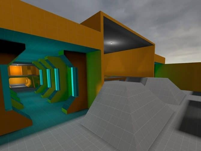 Карта dev_trillix для CS:S