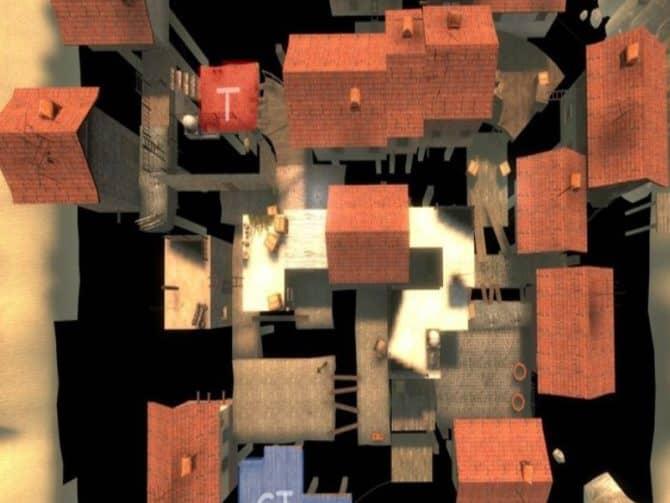 Карта fy_losttown для CS:S