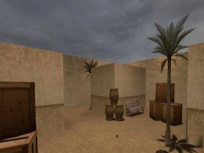 Карта gg_dust_mini для CS:S