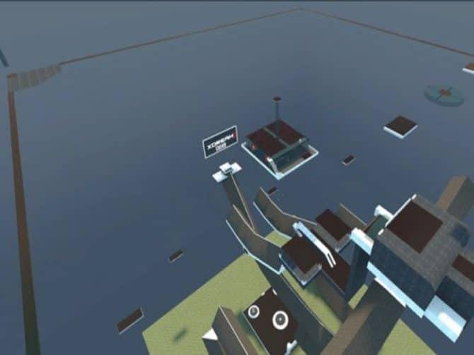 Карта surf_greatriver_xdream5 для CS:S
