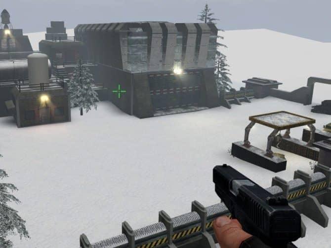 Карта zm_arctic_bunker_v1a для CS:S