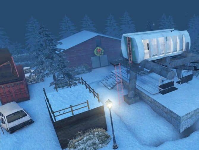 Карта zm_christmas_aspen_v2c для CS:S