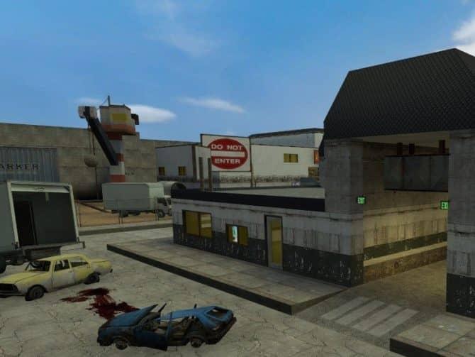 Карта zm_forgotten_town_ri для CS:S