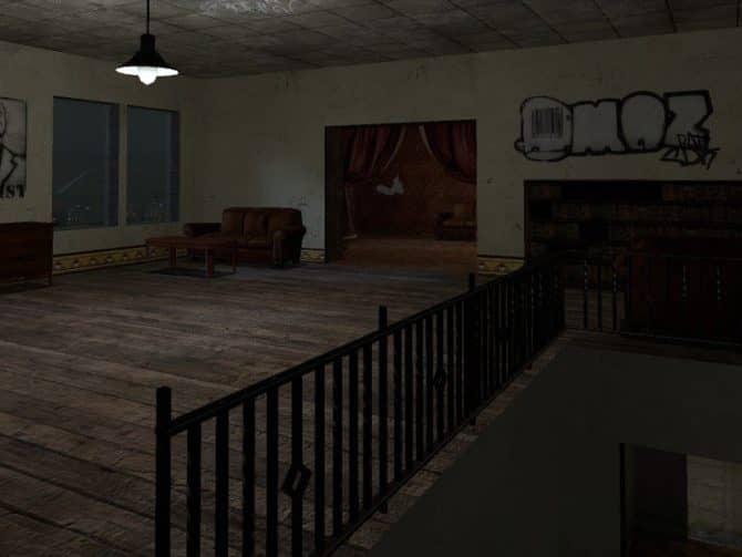 Карта zm_night_raid_beta для CS:S