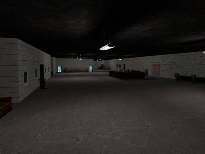 Карта zm_thewarehouse_v1 для CS:S