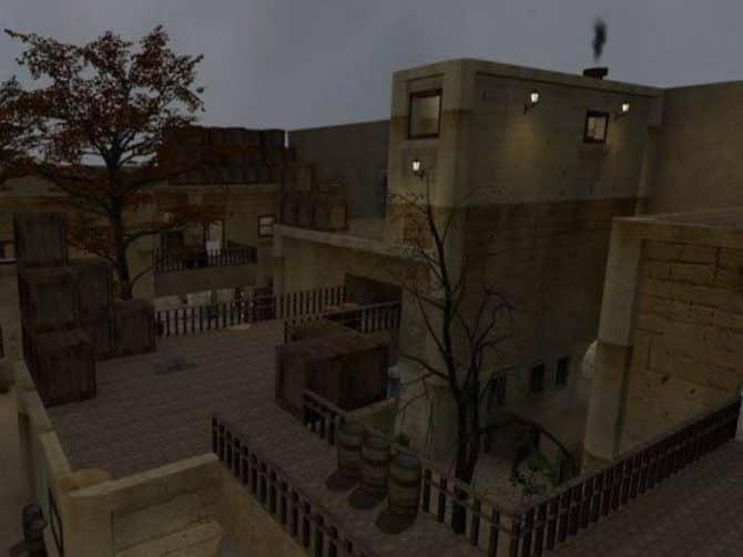 Карта aim_bizy_2 для CS:S
