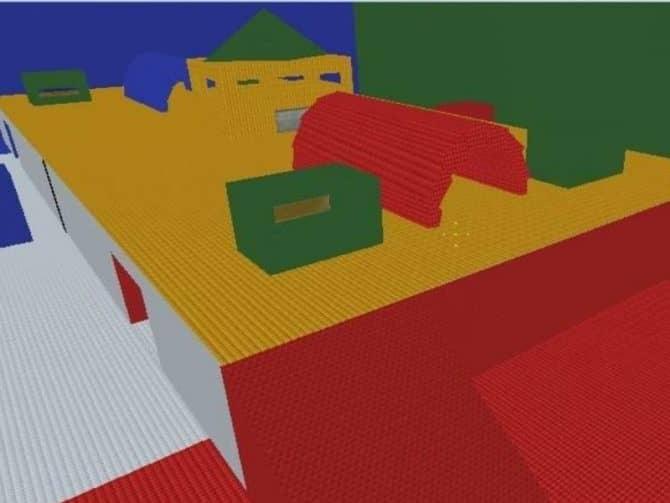Карта awp_lego_boodly для CS:S