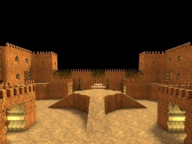 Карта awp_stately_castle_ultimate_v1 для CS:S