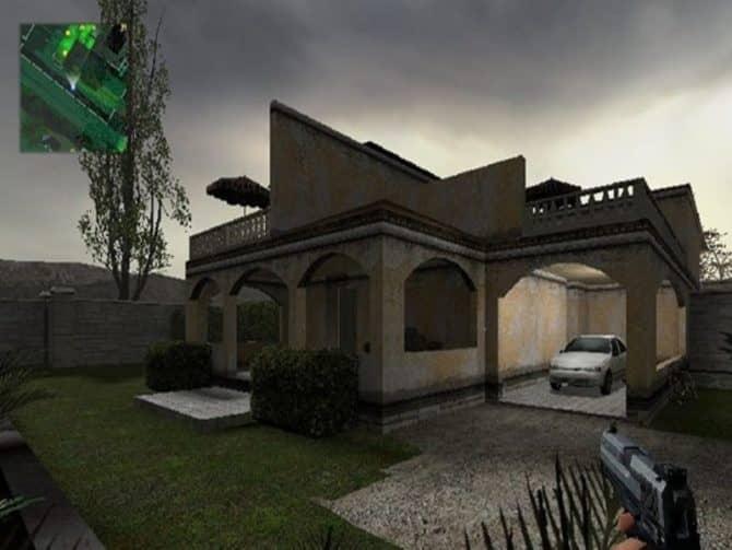 Карта cs_assault_hostel для CS:S