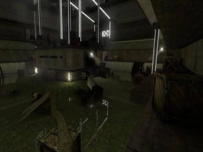 Карта deathzone_alpha_v1 для CS:S
