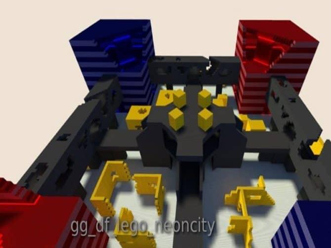Карта gg_df_lego_neoncity для CS:S
