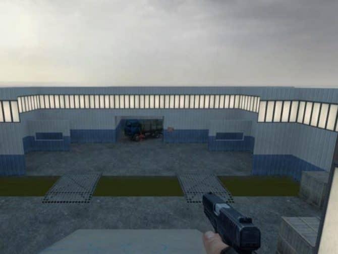 Карта awp_nuke_alike для CS:S