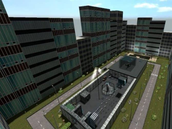 Карта ba_jail_future_city_v5_fix для CS:S