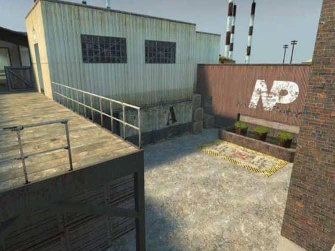 Карта de_aos_base_s0 для CS:S