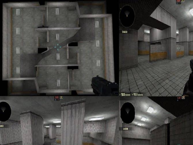Карта gg_concrete_box для CS:S