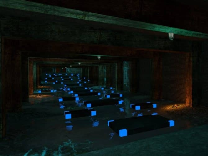 Карта bhop_alien_sewers для CS:S