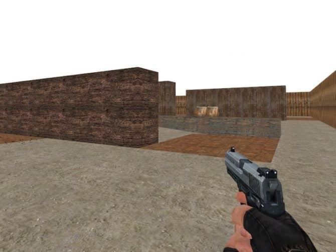 Карта cs_woodensand для CS:S
