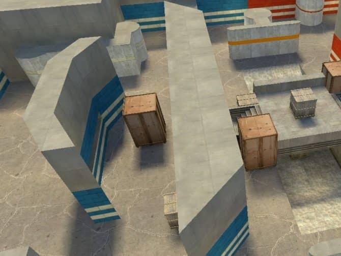 Карта fy_concrete_lego для CS:S