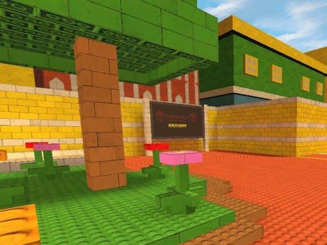 Карта mg_rx_legoescape_v1 для CS:S