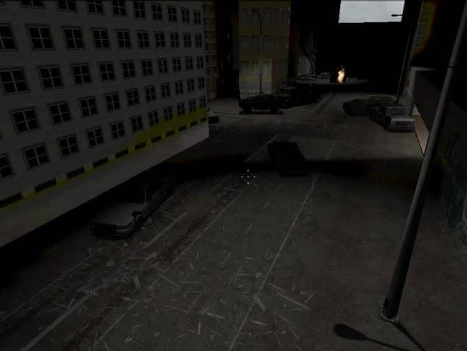 Карта zm_deadcity для CS:S