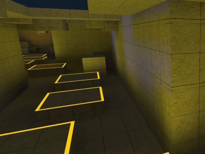 Карта bhop_flue для CS:S
