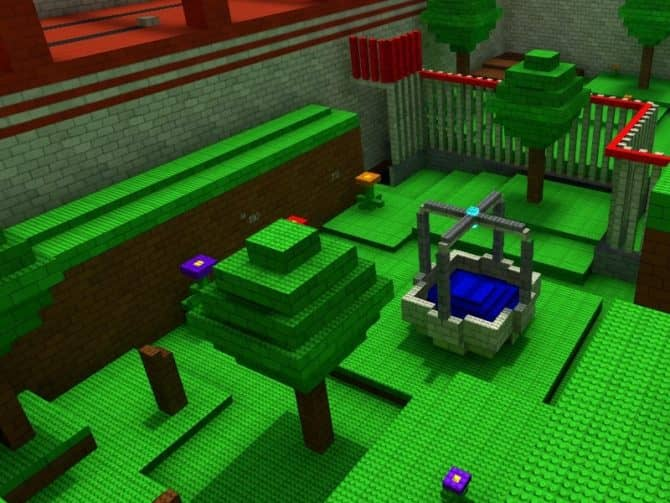 Карта bhop_lego_journey для CS:GO