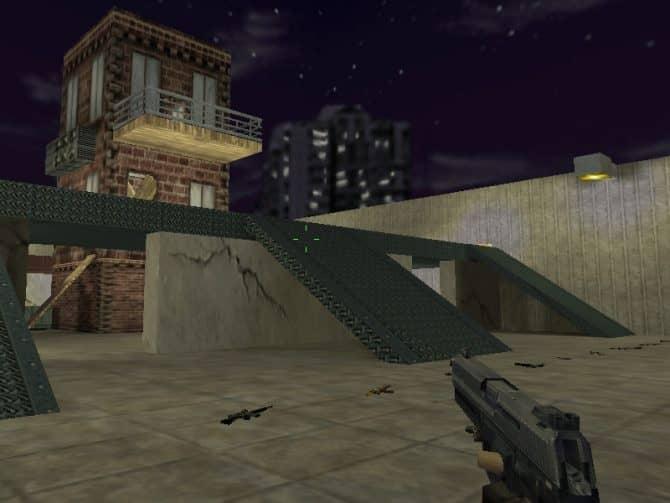 Карта fy_city_stone для CS:1.6