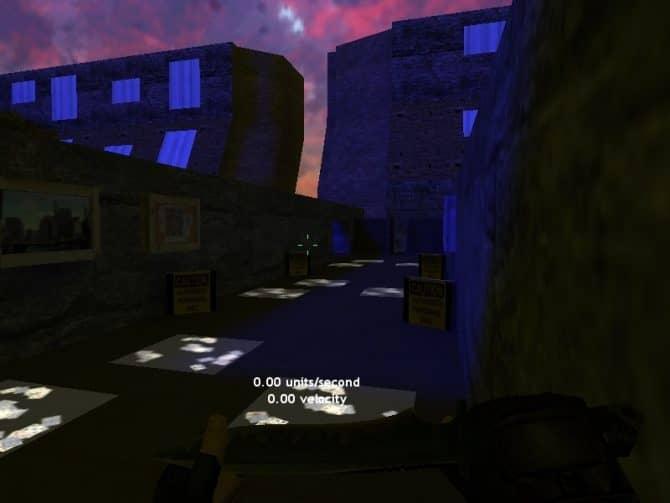 Карта he_double_sh для CS:1.6