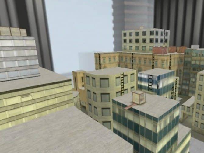Карта hns_gameworld_v2 для CS:1.6