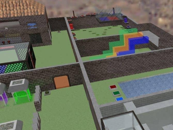 Карта jail_kopuk_v2 для CS:1.6