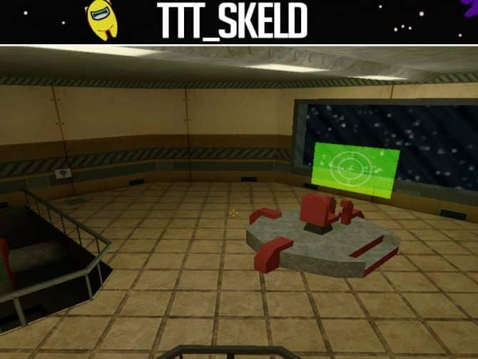 Карта ttt_skeld для CS:1.6