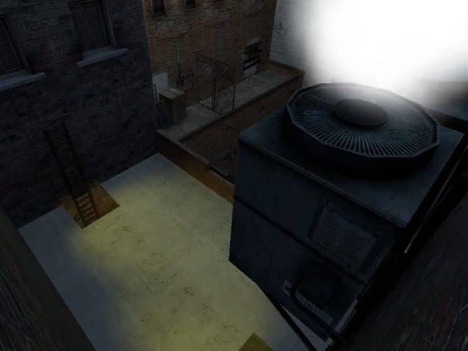 Карта aim_backalley_v3 для CS:S