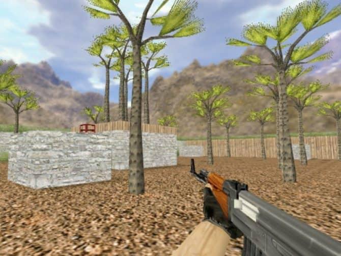 Карта ak47_jungle для CS:1.6