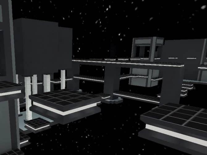 Карта bhop_blackglow для CS:S
