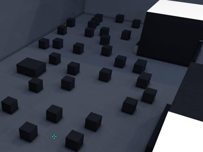Карта bhop_cortex для CS:GO