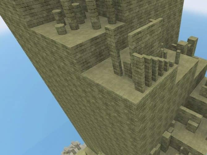 Карта bhop_duckbug для CS:S