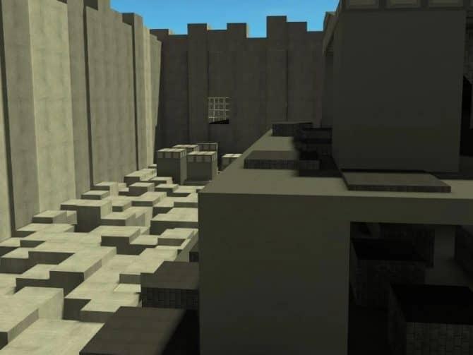 Карта bhop_zypie для CS:S