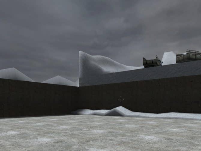 Карта de_cold для CS:S