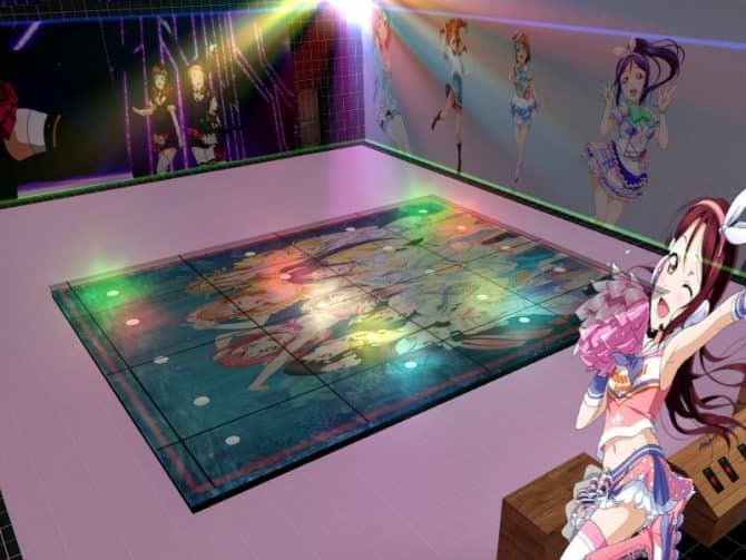 Карта mg_anime_course для CS:S