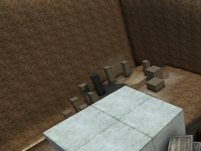 Карта bhop_bugga для CS:GO