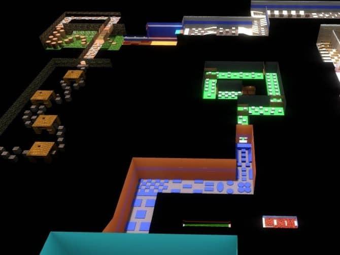 Карта bhop_glocktop для CS:S