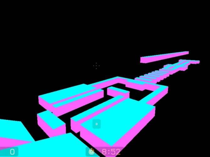 Карта bhop_jaunt для CS:S
